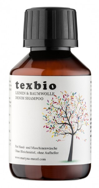 texbio 100 g Spezialwaschmittel für Leinen und Baumwolle