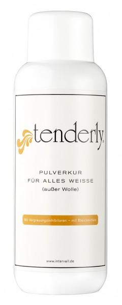 tenderly Pulverkur 400g für weiße Wäsche