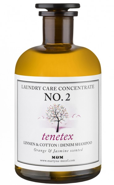 No.2 tenetex 500g eco bottle (glass)