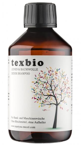 texbio 250g Spezialwaschmittel für Leinen und Baumwolle